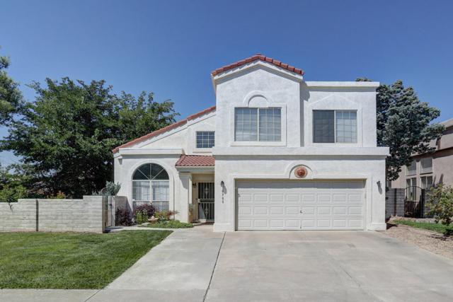 6705 Cypress Point Way NE, Albuquerque, NM 87111 (MLS #907019) :: Rickert Property Group