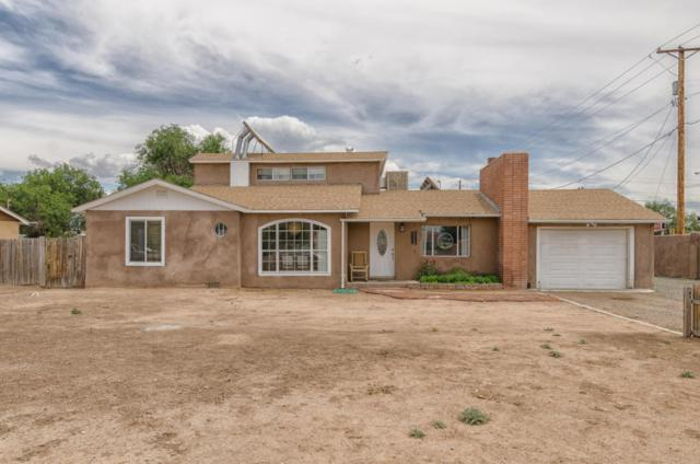 6602 Elwood Drive NW, Los Ranchos, NM 87107 (MLS #907057) :: Rickert Property Group