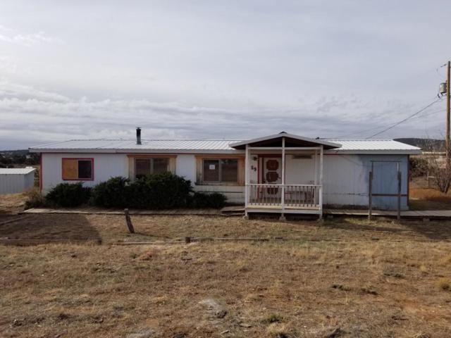 59 Mccall Loop, Edgewood, NM 87015 (MLS #907063) :: Will Beecher at Keller Williams Realty