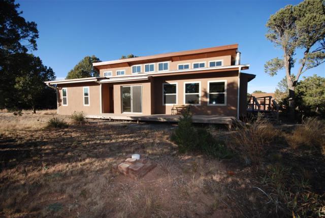 71 Erickson Road, Sandia Park, NM 87047 (MLS #907087) :: Will Beecher at Keller Williams Realty