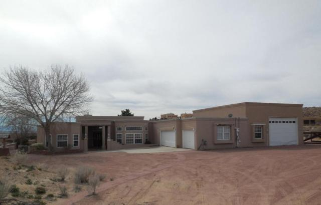 183 Camino Rayo Del Sol, Corrales, NM 87048 (MLS #907098) :: Will Beecher at Keller Williams Realty