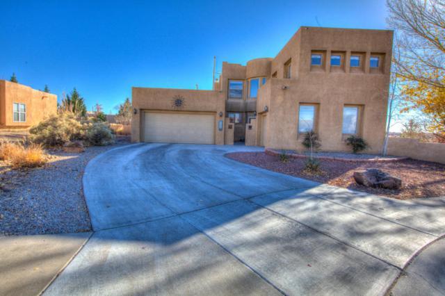 4240 Saddleback Road NW, Albuquerque, NM 87114 (MLS #907110) :: Your Casa Team