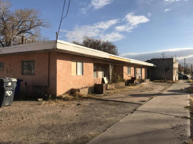601 Bellamah Avenue NW, Albuquerque, NM 87102 (MLS #907163) :: Campbell & Campbell Real Estate Services