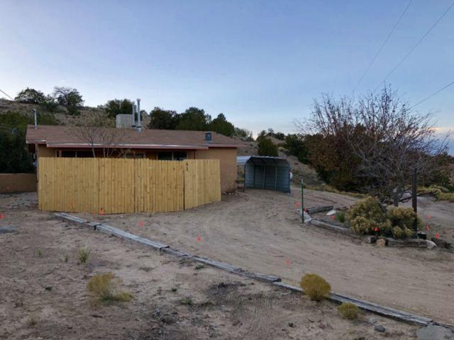 63 Loma Chata Road, Placitas, NM 87043 (MLS #907347) :: Rickert Property Group