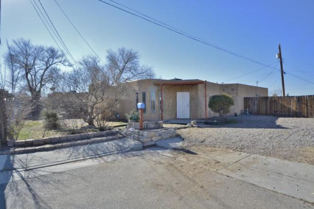4097 11th Street NW, Albuquerque, NM 87107 (MLS #907444) :: Will Beecher at Keller Williams Realty
