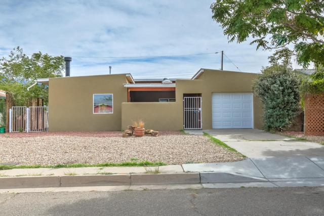 304 Parsifal Street NE, Albuquerque, NM 87123 (MLS #907468) :: Your Casa Team
