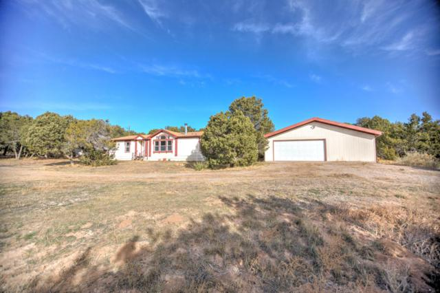 992 Mountain Valley Road, Edgewood, NM 87015 (MLS #907506) :: Campbell & Campbell Real Estate Services