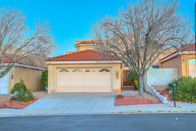 6404 Canterbury NE, Albuquerque, NM 87111 (MLS #907509) :: Rickert Property Group