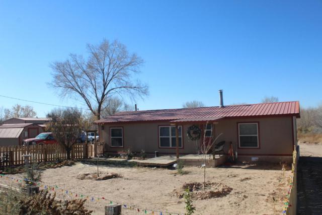 183 La Entrada Road, Los Lunas, NM 87031 (MLS #907551) :: Rickert Property Group