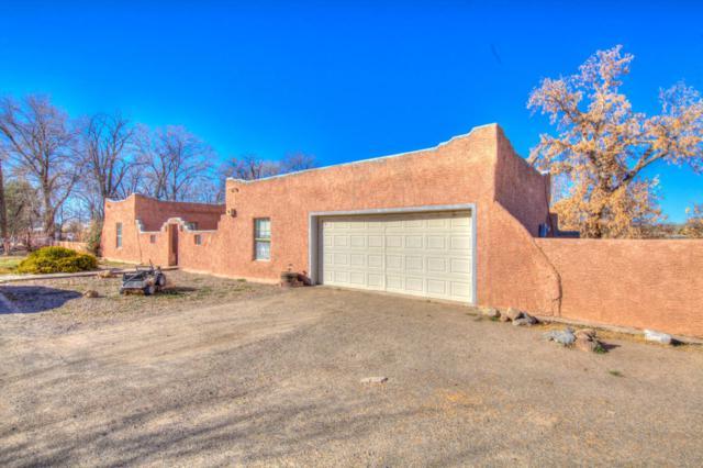 379 Camino Del Pueblo, Bernalillo, NM 87004 (MLS #907562) :: Silesha & Company