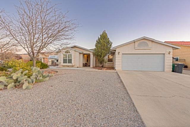 7297 Spruce Mountain Loop NE, Rio Rancho, NM 87144 (MLS #907615) :: Your Casa Team