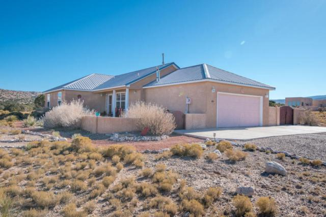 6 Vista Linda Court, Placitas, NM 87043 (MLS #907626) :: Rickert Property Group