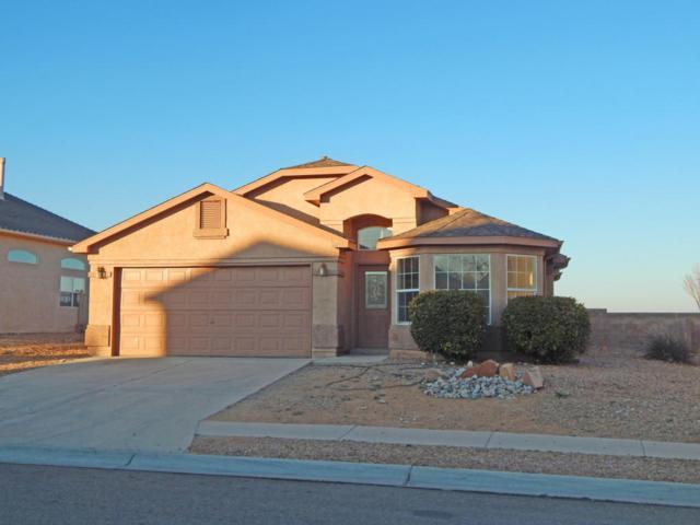 2711 Clear Sky Street SW, Los Lunas, NM 87031 (MLS #907639) :: Rickert Property Group