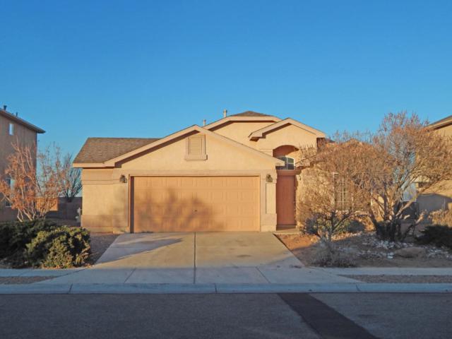 2581 Clear Sky Street SW, Los Lunas, NM 87031 (MLS #907641) :: Rickert Property Group