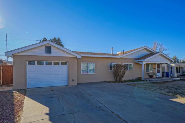 8004 Bellamah Avenue NE, Albuquerque, NM 87110 (MLS #907656) :: Rickert Property Group
