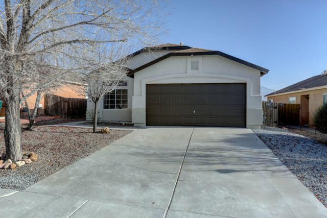 4756 Delaina Drive NE, Rio Rancho, NM 87144 (MLS #907657) :: Rickert Property Group