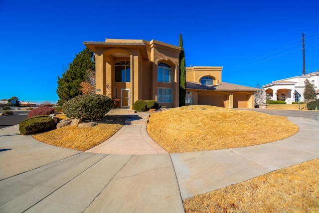 7025 Starshine Street NE, Albuquerque, NM 87111 (MLS #907662) :: Your Casa Team