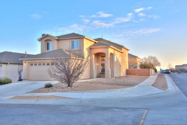 9136 Violet Orchid Trail SW, Albuquerque, NM 87121 (MLS #907670) :: Your Casa Team
