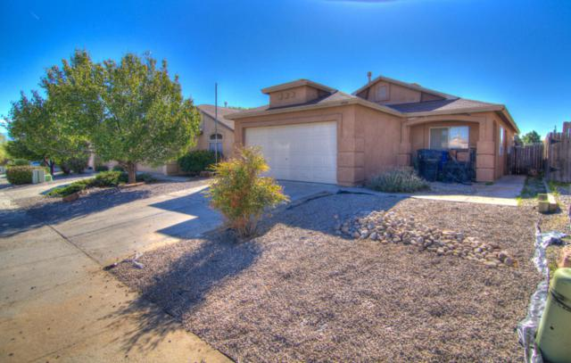 9908 Bridle Falls Avenue SW, Albuquerque, NM 87121 (MLS #907694) :: Silesha & Company