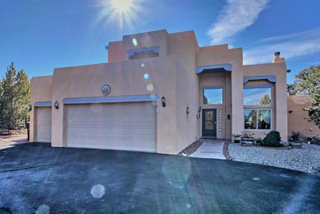 2 Kiva Loop, Sandia Park, NM 87047 (MLS #907787) :: Will Beecher at Keller Williams Realty