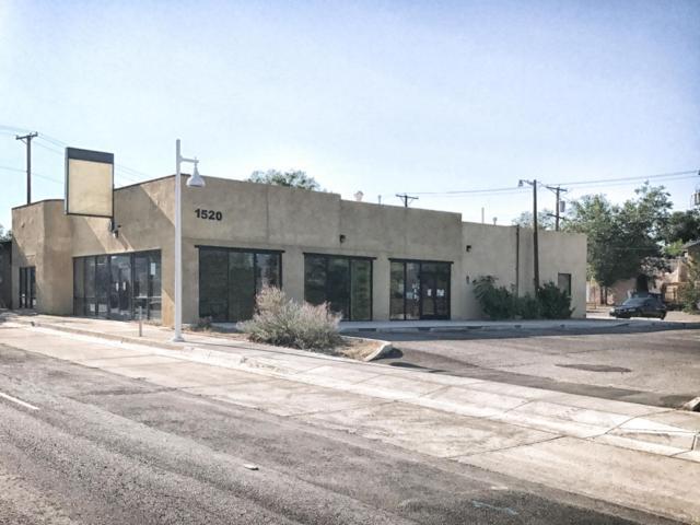 1520 Central Avenue SE, Albuquerque, NM 87106 (MLS #907817) :: Campbell & Campbell Real Estate Services