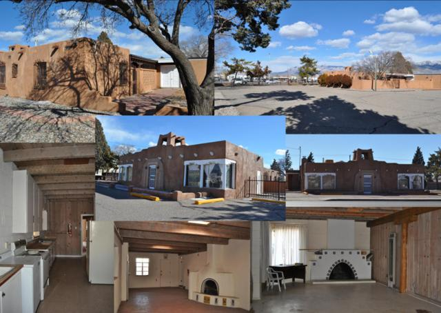 9612 Central Avenue SE, Albuquerque, NM 87123 (MLS #907819) :: Campbell & Campbell Real Estate Services