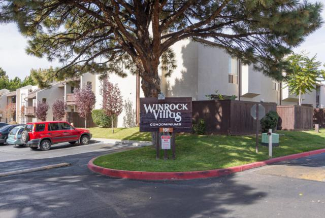 1601 Pennsylvania Street NE Unit R8, Albuquerque, NM 87110 (MLS #907939) :: Campbell & Campbell Real Estate Services