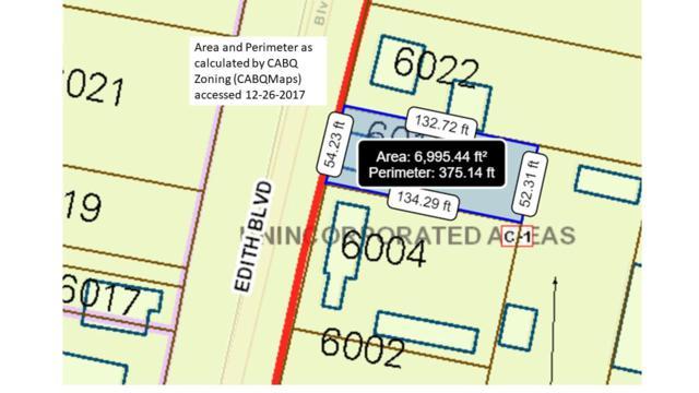 6018 Edith Boulevard NE, Albuquerque, NM 87107 (MLS #908001) :: Campbell & Campbell Real Estate Services
