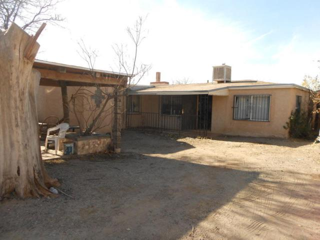2053 Tapia Boulevard SW, Albuquerque, NM 87105 (MLS #908025) :: Will Beecher at Keller Williams Realty