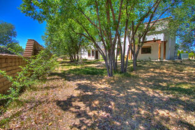 9819 Guadalupe Trail NW, Albuquerque, NM 87114 (MLS #908305) :: Silesha & Company