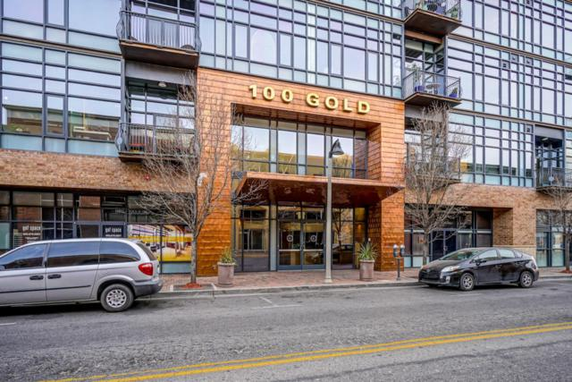 100 Gold Avenue SW #302, Albuquerque, NM 87102 (MLS #908443) :: Campbell & Campbell Real Estate Services