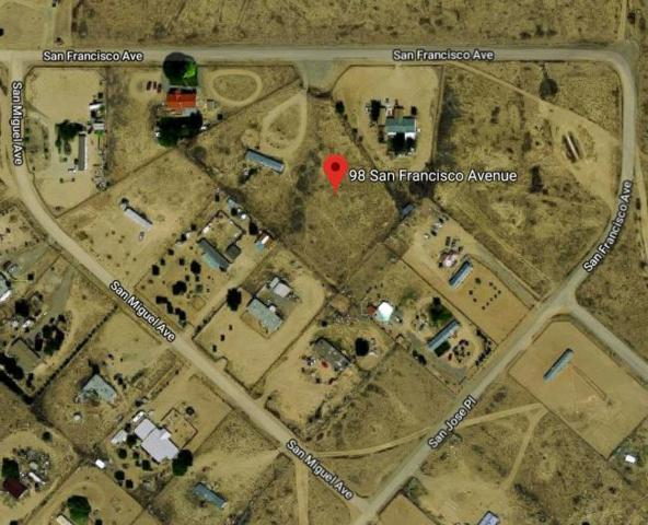 98 San Francisco Avenue, Los Lunas, NM 87031 (MLS #908453) :: Will Beecher at Keller Williams Realty