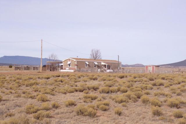43 Moseley Road, Edgewood, NM 87015 (MLS #908474) :: Campbell & Campbell Real Estate Services