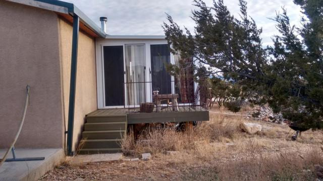 366 Rocking Rl Road, Mountainair, NM 87036 (MLS #908573) :: Campbell & Campbell Real Estate Services