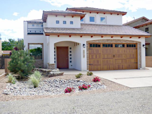 218 Nico Trail NW, Los Ranchos, NM 87114 (MLS #908610) :: Campbell & Campbell Real Estate Services