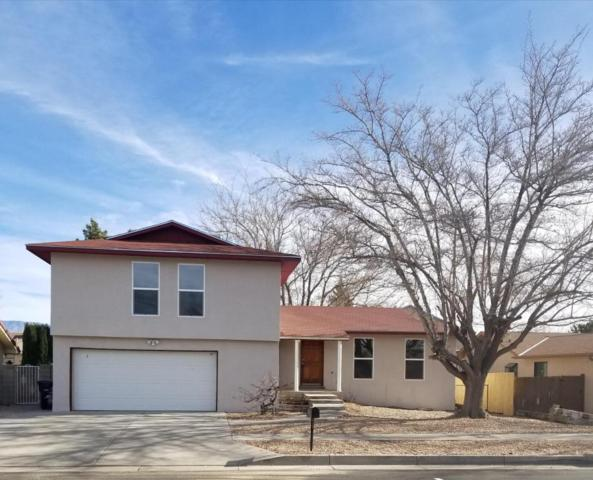 5700 Valle Vista Drive Nw NW, Albuquerque, NM 87120 (MLS #908697) :: Campbell & Campbell Real Estate Services