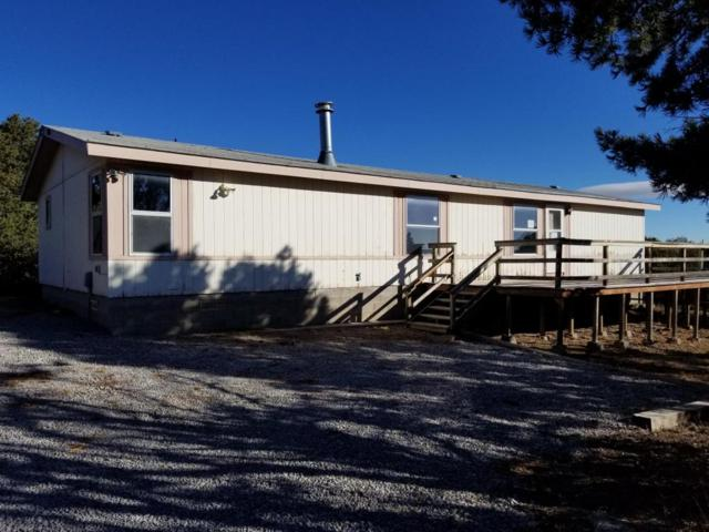 8 Cedar Breaks Court, Edgewood, NM 87015 (MLS #908808) :: Campbell & Campbell Real Estate Services