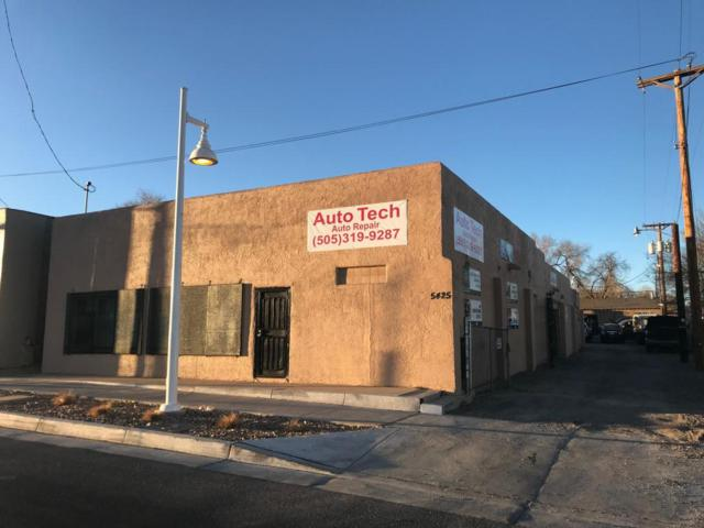 5425 Central Avenue NW, Albuquerque, NM 87105 (MLS #908892) :: Campbell & Campbell Real Estate Services