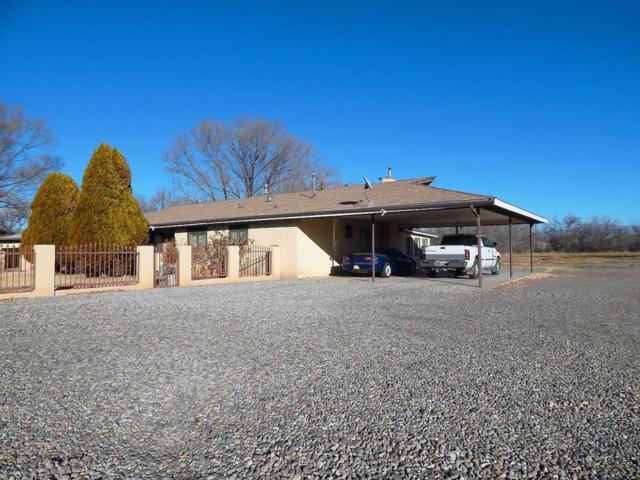 244 Los Lentes Road NE, Los Lunas, NM 87031 (MLS #909020) :: Will Beecher at Keller Williams Realty