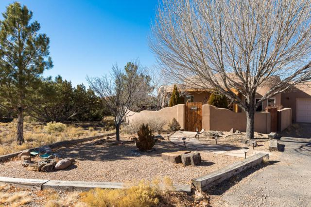 12 Norte Trail Court, Placitas, NM 87043 (MLS #909039) :: Campbell & Campbell Real Estate Services