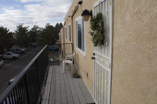 12007 Stilwell Apt A Drive NE, Albuquerque, NM 87112 (MLS #909065) :: Will Beecher at Keller Williams Realty
