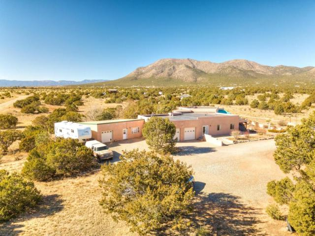 29 Drake Road, Edgewood, NM 87015 (MLS #909072) :: Campbell & Campbell Real Estate Services