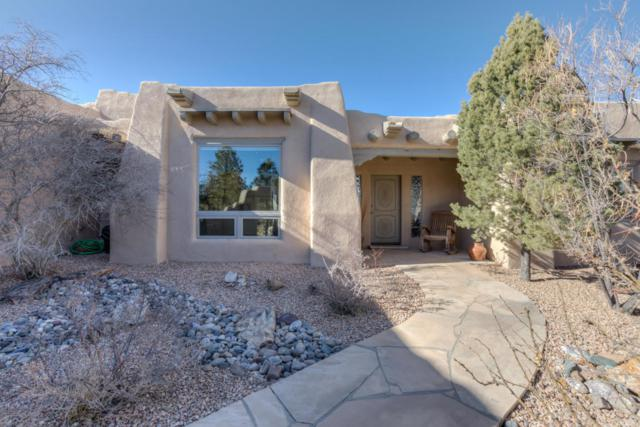 7 Calle Cacto, Placitas, NM 87043 (MLS #909175) :: Campbell & Campbell Real Estate Services