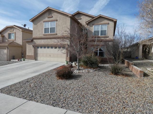 7 Avenida Jardin, Los Lunas, NM 87031 (MLS #909229) :: Will Beecher at Keller Williams Realty