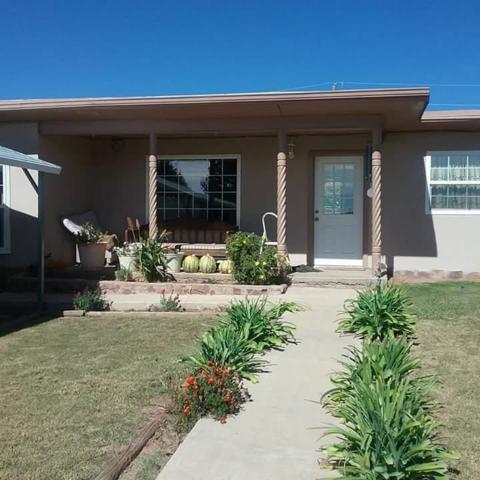 547 Bennie Avenue, Santa Rosa, NM 88435 (MLS #909236) :: Campbell & Campbell Real Estate Services