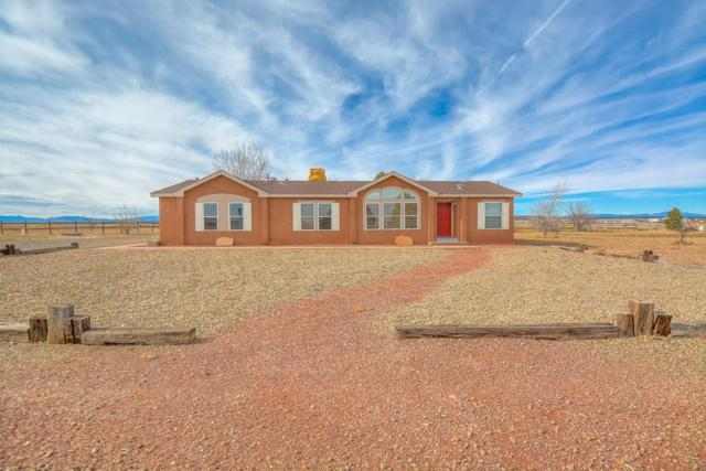 31 Morning Glory Ln, Moriarty, NM 87035 (MLS #909240) :: Campbell & Campbell Real Estate Services