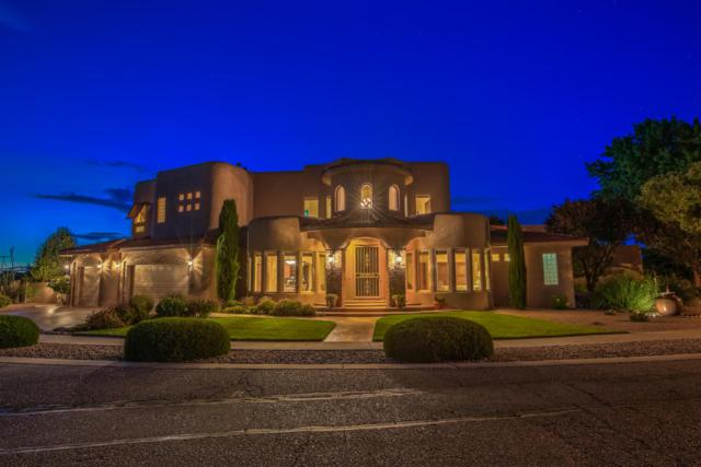 5701 Tierra Viva Place NW, Albuquerque, NM 87107 (MLS #909305) :: Will Beecher at Keller Williams Realty