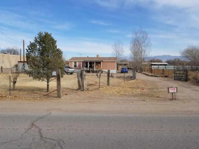 91 Monica Road, Los Lunas, NM 87031 (MLS #909330) :: Campbell & Campbell Real Estate Services