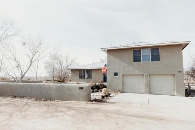 509 Calle De La Angel, Bernalillo, NM 87004 (MLS #909385) :: Campbell & Campbell Real Estate Services