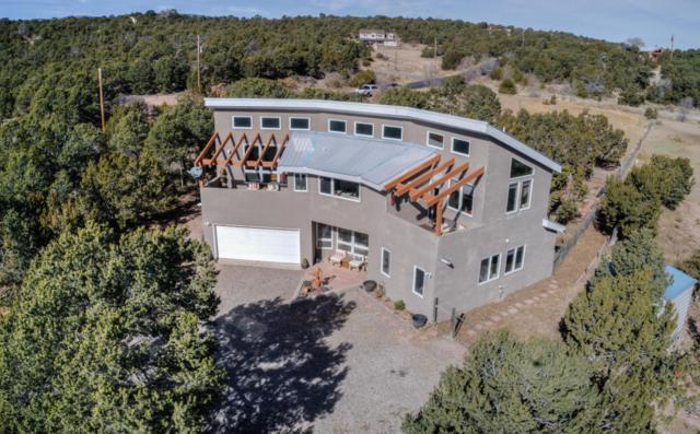 10 Camino De Avila, Tijeras, NM 87059 (MLS #909390) :: Campbell & Campbell Real Estate Services